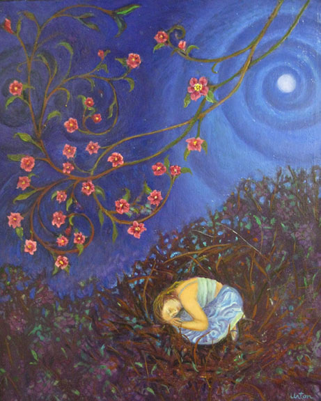 """Night Nest"", by Robin Urton"