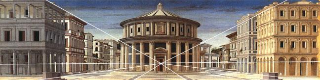 Linear Perspective Renaissance Paintings