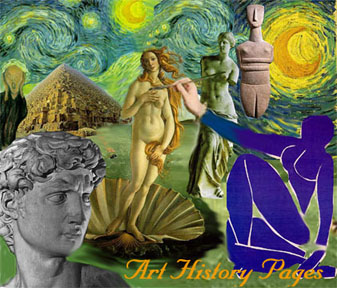 Art History Pages